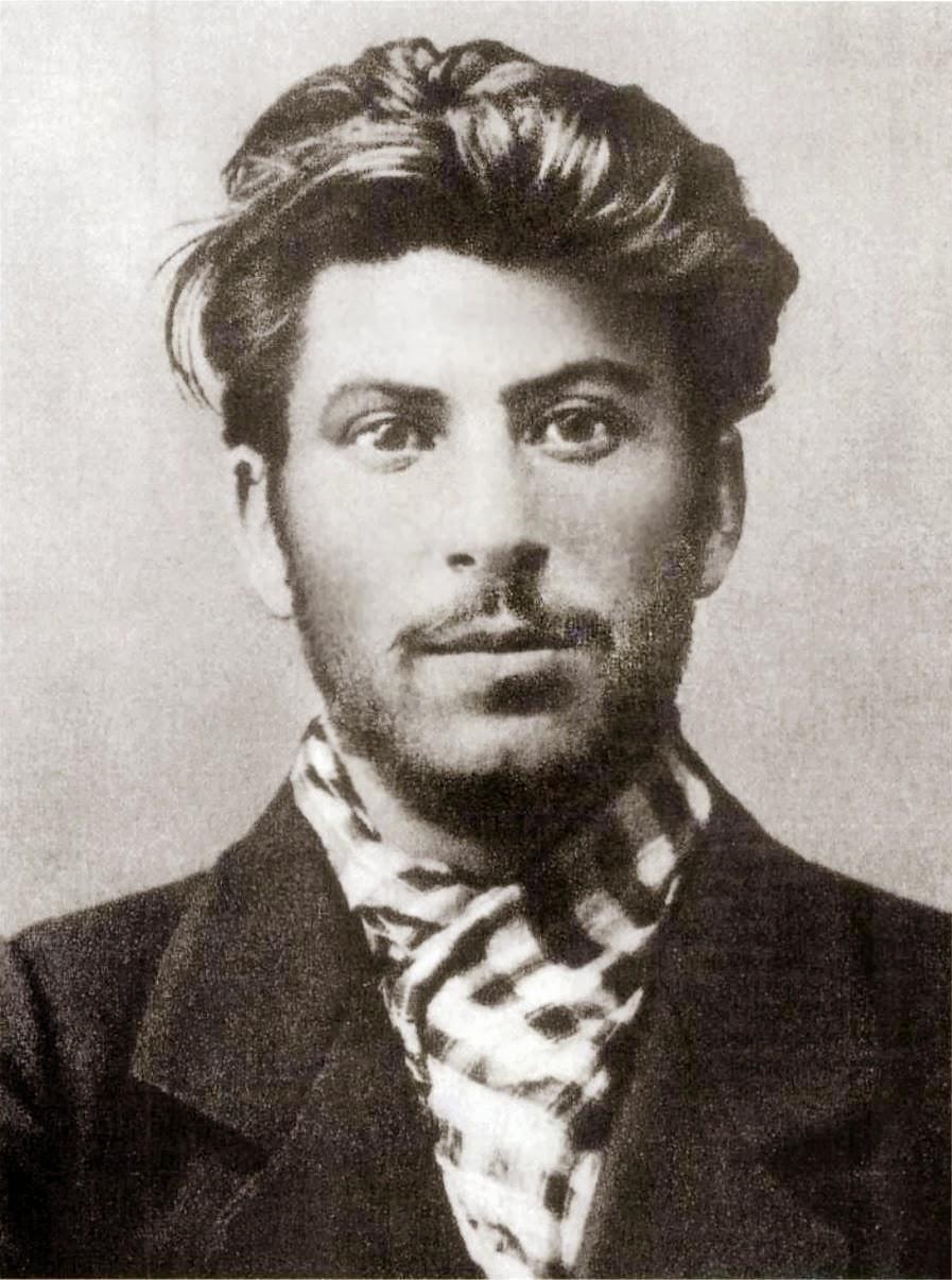 J. Staline en 1905